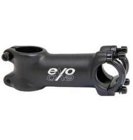 EVO, E-Tec, Stem, 28.6mm, 90mm, +/- 17deg, 25.4mm, Black