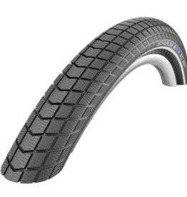Schwalbe, Big Ben, Tire, 27.5''x2.00, Wire, Clincher, SBC, KevlarGuard, 50TPI, Black
