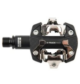 Look, X-Track Race, MTB Clipless Pedals, Cmpsite bdy, Cr-M axle, 9/16'', Black
