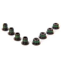 Sram Sram, 11.6215.193.070, Chain ring blt kit 4-arm Duble, Steel, Black