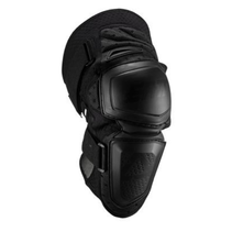 LEATT KNEE GUARD ENDURO BLK #L/XL