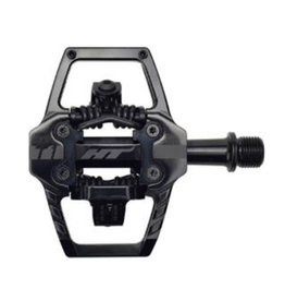 HT Components HT PEDAL MOUNTAIN X2 CLIPLESS STEALTH BLACK
