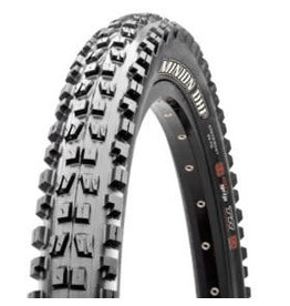Maxxis Maxxis, Minion DHF, Tire, 29''x2.60, Folding, Tubeless Ready, 3C Maxx Terra, EXO, Wide Trail, 120TPI, Black
