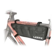 Lezyne, Frame Caddy, Frame Bag, 2.5L, Black