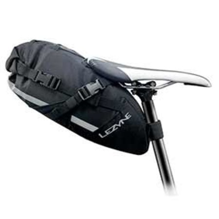 Lezyne Lezyne, XL Caddy, Seat Bag, 7.5L, Black