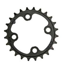 Sram SRAM, 22T Chainring, 10sp, BCD: 64, Steel, Black