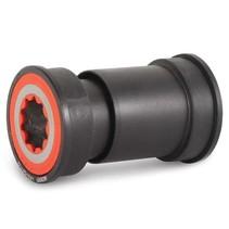 Sram, GXP Team, Press-fit bttm bracket, 86.5mm, 41mm, 24/22mm, Steel, Black, 00.6415.033.000