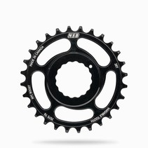 NSB Chainring, RaceFace Cinch, Boost, 28T, Black