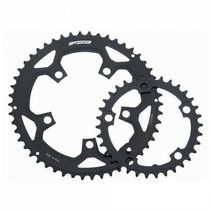 FSA Pro Road Chainring Black 50 tooth x 110mm BCD, N-11