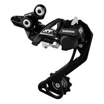Shimano XT Rear Derailleur, 10sp, Shadow Plus, Black SGS