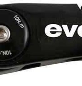 EVO, Compact, Adjustable threadless stem, ST: 28.6mm, -20 to 50deg, C: 31.8mm, Black, 95mm