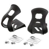 EV, Strapless Double toe-clips, Black