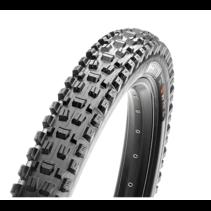 Maxxis, Assegai, Tire, 29''x2.50, Folding, Tubeless Ready, 3C Maxx Terra, DD, Wide Trail, 60TPI, Black