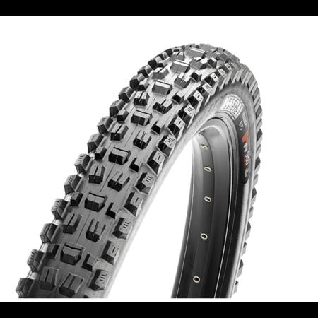 Maxxis Maxxis, Assegai, Tire, 29''x2.50, Folding, Tubeless Ready, 3C Maxx Terra, DD, Wide Trail, 60TPI, Black