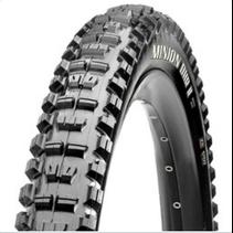 Maxxis, Minion DHR2, 26x2.40, Wire, 3C Maxx Grip, 2-ply, Rear, Downhill, 60TPI, 65PSI, 1265g, Black