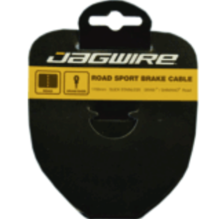 Jagwire, Slick, Derailleur cable, SRAM/Shimano, Stainless, 2750mm (tandem)