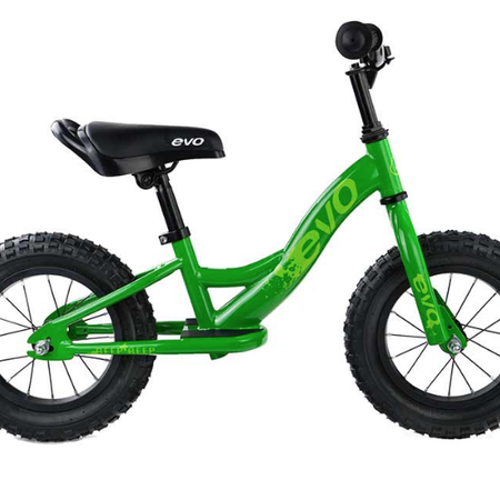 EVO, Beep Beep Balance/Push Bike Green