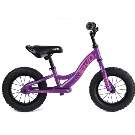 EV, Beep Beep Balance/Push Kids Bicycle, Purpling Purple, Universal ne-Size