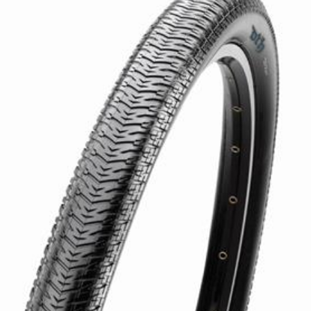 Maxxis Maxxis, DTH, 20x1.95, Foldable, Dual, eXC, Silkworm, 120TPI, 110PSI, 335g, Black