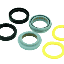 RckShx, 11.4018.028.006, Dust seal with foam ring, 30mm/ 5mm XC30/30Gld A1
