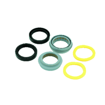 RckShx, 11.4018.028.006, Dust seal with fam ring, 30mm/ 5mm XC30/30Gld A1