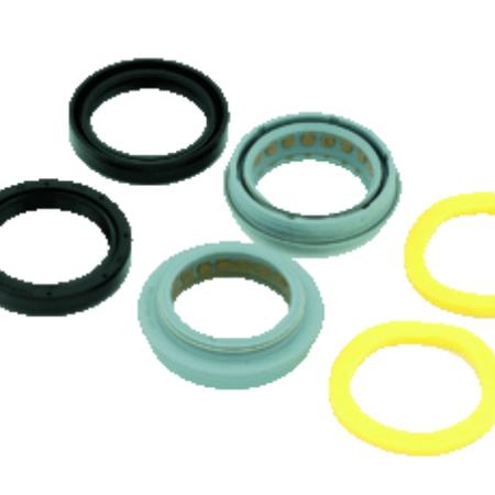 Rockshox RckShx, 11.4018.028.006, Dust seal with foam ring, 30mm/ 5mm XC30/30Gld A1