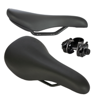 49N PERCH SADDLE - 130MM YOUTH