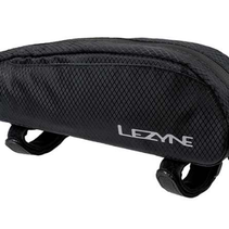 Lezyne Aero Energy Caddy Top Tube Bag - Black