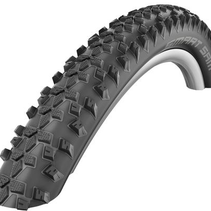 Schwalbe Smart Sam Tire 700 x 40c (42-622) Black, Reflective Strip, Performance, Addix Compound, Wire