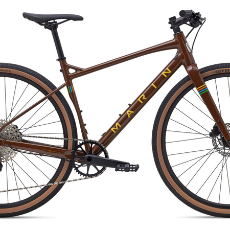 MARIN BICYCLES 2021 MARIN DSX 2