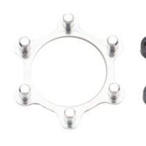 Ashima Centerlock Adapter for 6 bolt rotors