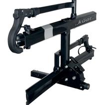 "Kuat, Sherpa 2.0, Hitch mounted bike Rack, 2 bikes, 1-1/4"", Black"