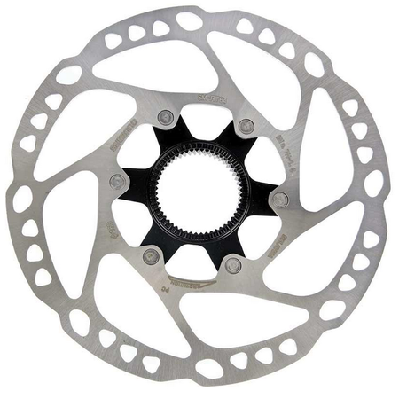 Shimano ROTOR FOR DISC-BRAKE, SM-RT64, DEORE, 160MM W/LOCK RING, IND.PACK