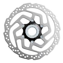 SHIMANO ROTOR FOR DISC-BRAKE, SM-RT10, 180MM, W/CENTER LOCK RING, FOR RESIN PAD ONLY, IND.PACK