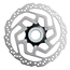 Shimano SHIMANO ROTOR FOR DISC-BRAKE, SM-RT10, 180MM, W/CENTER LOCK RING, FOR RESIN PAD ONLY, IND.PACK