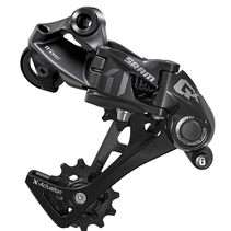 Sram, GX 1X11, Rear derailleur, 1X11sp., Lng cage, Red