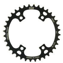 NSB Variable Tooth Chainring, Shimano M8000 & M7000, 96BCD, 36T, Black