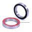"""Enduro 1-3/8"""" 45/45 Headset Bearing, ACB Stainless /each  (37x49x7mm, Specialized)"""