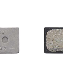 Shimano G03S Disc Brake Pads - Resin, Steel Backed, Fits XTR BR-M9000/BR-M9020 and Deore XT BR-M8100/BR-M8120