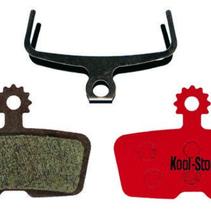 Kool-Stop Avid Code R (2011) RF Disc Brake Pads Steel Plate