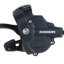 SRAM, X.3 Trigger shifter, 7sp, Rear