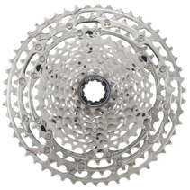 Shimano Deore CS-M5100-11 Cassette - 11-Speed, 11-51t, Silver