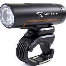 SERFAS TRUE 750 URBAN/ROAD BLACK