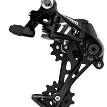 Sram, Apex 1, Rear derailleur, 11sp., Lng cage, Black