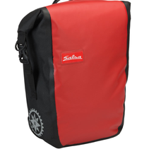 Salsa Touring Pannier Front Red