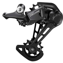 Shimano RD-M5100-SGS Rear Derailleur - 11-Speed, Long Cage, Black