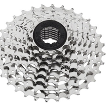 microSHIFT H08 Cassette - 8 Speed, 11-32t, Silver, Nickel Plated