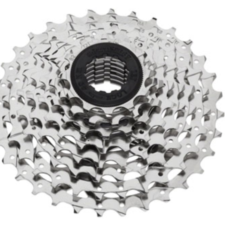 microSHIFT microSHIFT H08 Cassette - 8 Speed, 11-32t, Silver, Nickel Plated