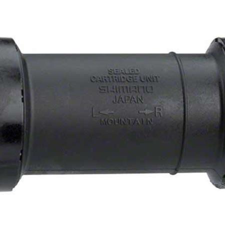 Shimano Shimano, XT BB-MT800-PA, Press-fit, BB Shell: 89.5/92mm, Steel, Black, IBBMT800PA
