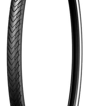 Michelin, Protek, Tire, 700x38C, Wire, Clincher, Protek 1mm, Reflex, 22TPI, Black